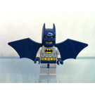 LEGO Batman with Wings and Jetpack Minifigure without Angular Ears