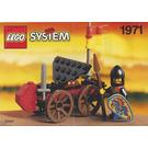 LEGO Battering Ram Set 1971