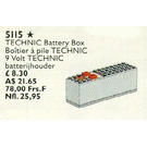 LEGO Battery Box 9V Set 5115
