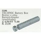 LEGO Battery Box (Tube) 4.5 V Set 5100