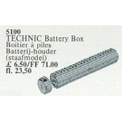 LEGO Battery Box (Tube) 4.5V Set 5100