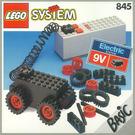 LEGO Battery Motor, 9V Set 845
