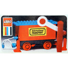 LEGO Battery Wagon with Signal and Direction-Changing Switch Set 161