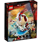LEGO Battle at the Ancient Village Set 76177 Packaging