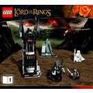 LEGO Battle at the Black Gate Set 79007 Instructions