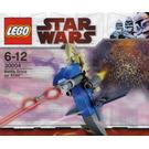 LEGO Battle Droid on STAP Set 30004