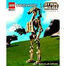 LEGO Battle Droid Set 8001 Instructions