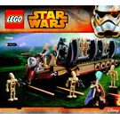 LEGO Battle Droid Troop Carrier Set 75086 Instructions