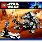 LEGO Battle for Geonosis Set 7869 Instructions