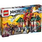 LEGO Battle for Ninjago City Set 70728 Packaging