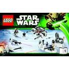 LEGO Battle of Hoth Set 75014 Instructions