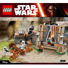 LEGO Battle on Takodana Set 75139 Instructions