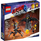 LEGO Battle-Ready Batman and MetalBeard Set 70836 Packaging
