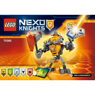 LEGO Battle Suit Axl Set 70365 Instructions