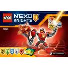 LEGO Battle Suit Macy Set 70363 Instructions