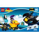 LEGO Batwing Adventure Set 10823 Instructions