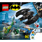 LEGO Batwing and The Riddler Heist Set 76120 Instructions