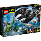 LEGO Batwing and The Riddler Heist Set 76120 Packaging