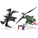 LEGO Batwing Battle Over Gotham City Set 6863