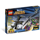 LEGO Batwing Battle Over Gotham City Set 6863 Packaging