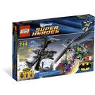 LEGO Batwing Battle Over Gotham City Set 6863 Packaging