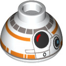 LEGO BB-8 Droid Head (23724 / 47465)