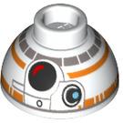 LEGO BB-8 Head with Small Photoreceptor (23724 / 37840 / 47465)