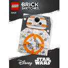 LEGO BB-8 Set 40431 Instructions