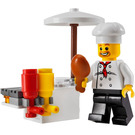 LEGO BBQ Stand Set 8398