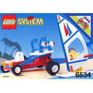 LEGO Beach Bandit Set 6534