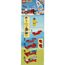 LEGO Beach Bandit Set 6534 Instructions