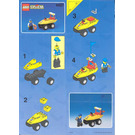 LEGO Beach Buggy Set 6437 Instructions