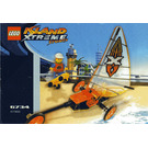 LEGO Beach Cruisers Set 6734 Instructions
