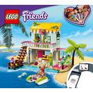 LEGO Beach House Set 41428 Instructions