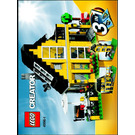LEGO Beach House Set 4996 Instructions