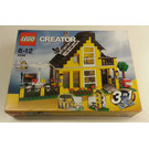 LEGO Beach House Set 4996 Packaging