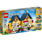 LEGO Beach Hut Set 31035 Packaging