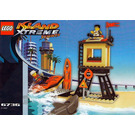 LEGO Beach Lookout Set 6736