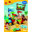 LEGO Beach Racing Set 10539 Instructions