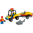 LEGO Beach Rescue ATV Set 60286