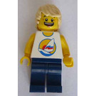 LEGO Beachside Vacation Male Minifigure