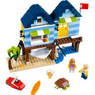 LEGO Beachside Vacation Set 31063
