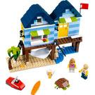 LEGO Beachside Vacation Set 31063