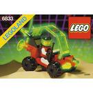 LEGO Beacon Tracer Set 6833
