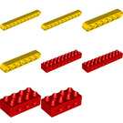 LEGO Beams for Primary Simple Machines Set 9836