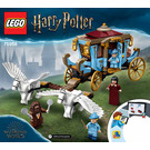 LEGO Beauxbatons' Carriage: Arrival at Hogwarts  Set 75958 Instructions