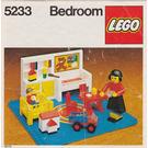 LEGO Bedroom Set 5233-1
