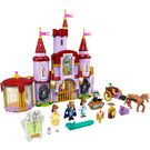 LEGO Belle and the Beast's Castle Set 43196