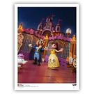LEGO Belle & Beast Art Print (5007117)