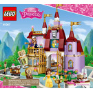 LEGO Belle's Enchanted Castle Set 41067 Instructions